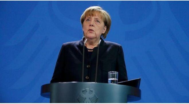 Μέρκελ: Τρομοκρατία, η μεγαλύτερη δοκιμασία για τη χώρα