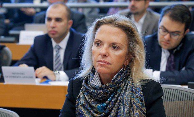 Εκδήλωση Ελίζας Βόζεμπεργκ στο Ευρωπαϊκό Κοινοβούλιο: «Η γυναικεία επιχειρηματικότητα μοχλός ανάπτυξης σε δύσκολες εποχές»