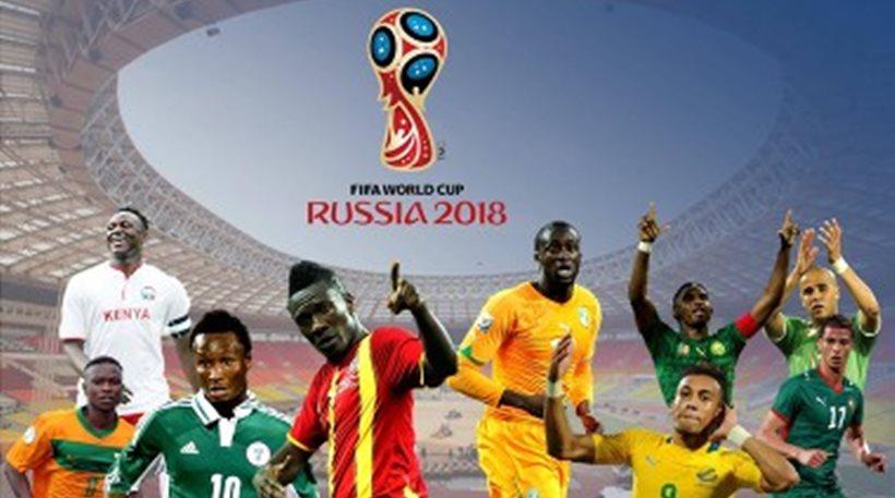 Η Αφρική ζητά από τη FIFA ακόμα μία θέση για ομάδα στο Παγκόσμιο Κύπελλο