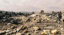 Οι Τούρκοι βομβάρδισαν αρχαίο ναό στην Αφρίν