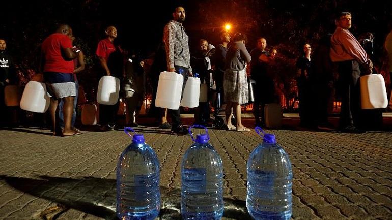 Νότια Αφρική: Aντιμέτωπο με την απόλυτη λειψυδρία το Κέιπ Τάουν