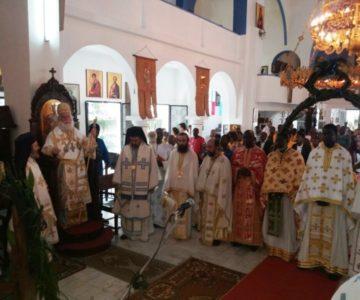 Το Καμερούν δέχεται την ευλογία του Πατριάρχη Αλεξανδρείας