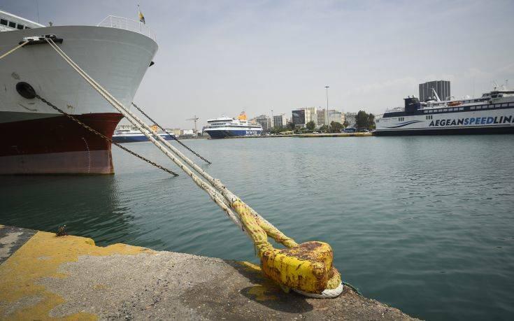Συνεχίζει την απεργία της η Πανελλήνια Ναυτική Ομοσπονδία