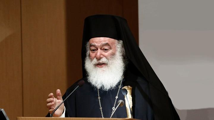Μεγάλο «ευχαριστώ» από τον Πατριάρχη Αλεξανδρείας Θεόδωρο προς τον Τ. Κουΐκ