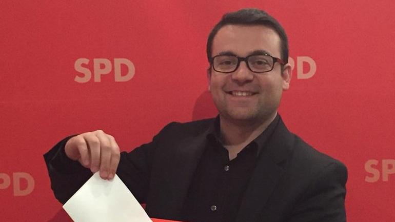 Γερμανία: Ο Έλληνας δήμαρχος με το… δύσκολο όνομα
