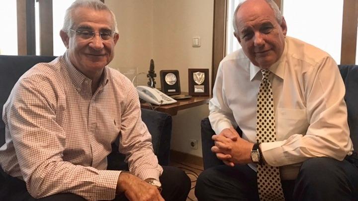 Τ. Κουίκ: Ο δήμαρχος Τάρπον Σπρινγκς εξέφρασε τη βούληση να βοηθήσει στη διατήρηση και στην εξάπλωση της ελληνικής γλώσσας