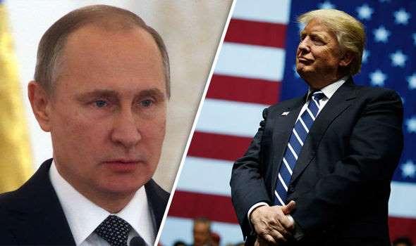 Είχε πομπό τσιπάκι η μπάλα ποδοσφαίρου που δώρισε ο Πούτιν στον Τραμπ
