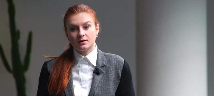 Συνέλαβαν 29χρονη Ρωσίδα στην Ουάσινγκτον -Με την κατηγορία ότι ήταν πράκτορας της Μόσχας