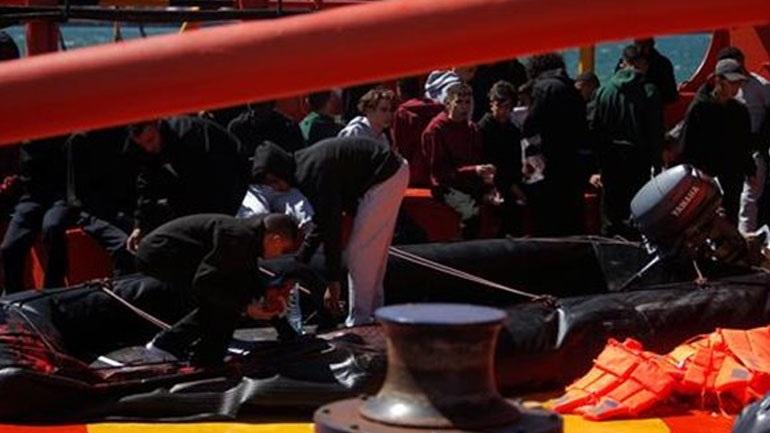 Η Ισπανία ξεπέρασε την Ιταλία σε αφίξεις μεταναστών δια θαλάσσης