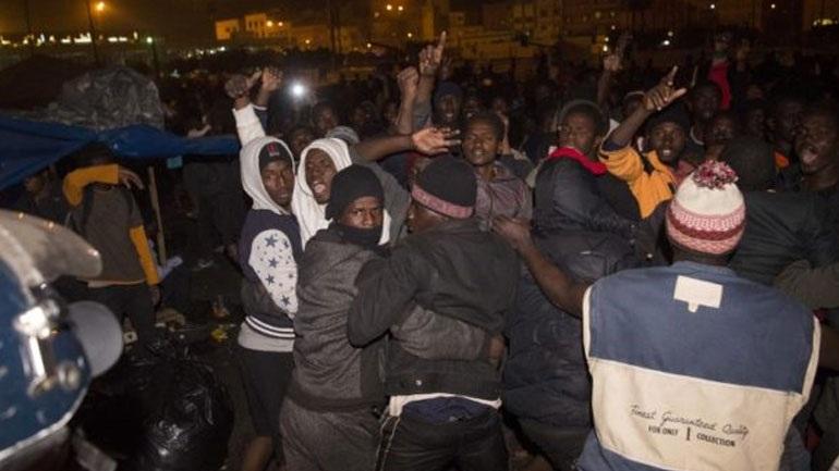 Μαρόκο: Εκατοντάδες μετανάστες απομακρύνθηκαν από πόλεις του βορρά προς άλλες περιοχές