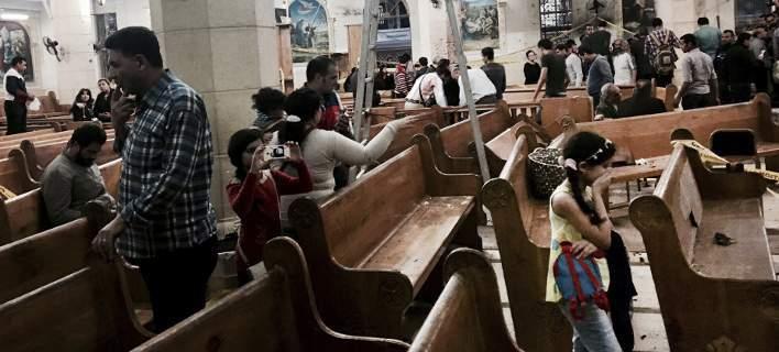 Αίγυπτος: Οι δυνάμεις ασφαλείας απέτρεψαν επίθεση αυτοκτονίας μέσα σε χριστιανική εκκλησία