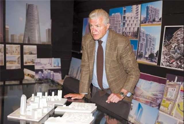 Κώστας Κονδύλης: Πέθανε ο Έλληνας αρχιτέκτονας που άλλαξε το πρόσωπο της Νέας Υόρκης