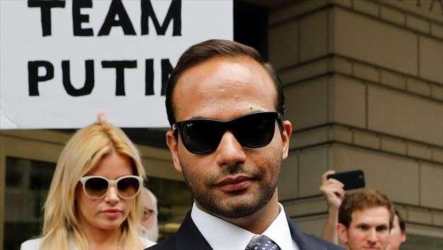 ΗΠΑ: Φυλάκιση 14 ημερών στον Τζορτζ Παπαδόπουλος