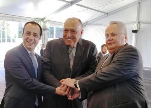 Κύπρος, Ελλάδα και Αίγυπτος καλούν την Τουρκία να τερματίσει τις παράνομες ενέργειες στην κυπριακή ΑΟΖ – Η Διακήρυξη των 3 ΥΠΕΞ από Ν. Υόρκη