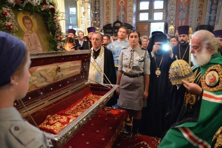 Ο Πατριάρχης Αλεξανδρείας στην μαρτυρική πόλη Λούμπλιν