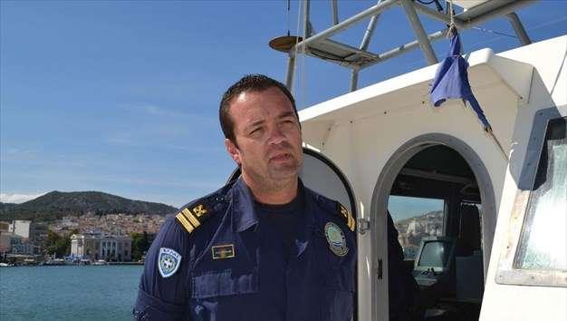 Λέσβος: Έφυγε από τη ζωή ο λιμενικός Κυριάκος Παπαδόπουλος που διέσωσε χιλιάδες πρόσφυγες στο Αιγαίο
