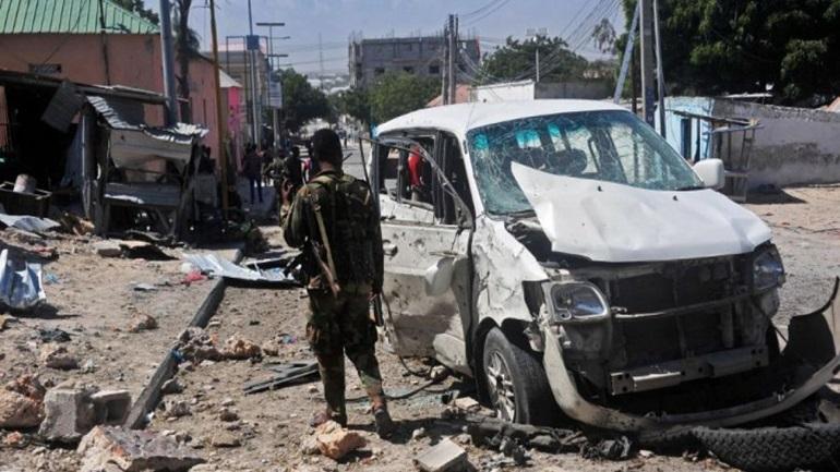 Σομαλία: Τουλάχιστον 16 νεκροί από βομβιστική επίθεση σε εστιατόριο και καφετέρια
