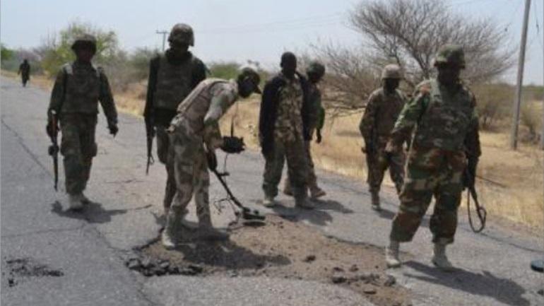Νιγηρία: Δύο στρατιώτες νεκροί και άλλοι εννέα τραυματίες σε εκρήξεις ναρκών