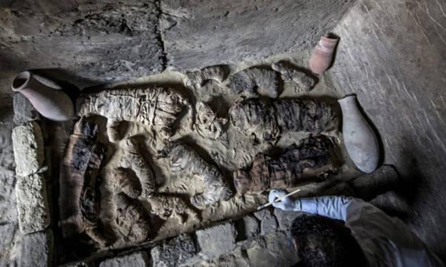 Απίστευτη ανακάλυψη στην Αίγυπτο