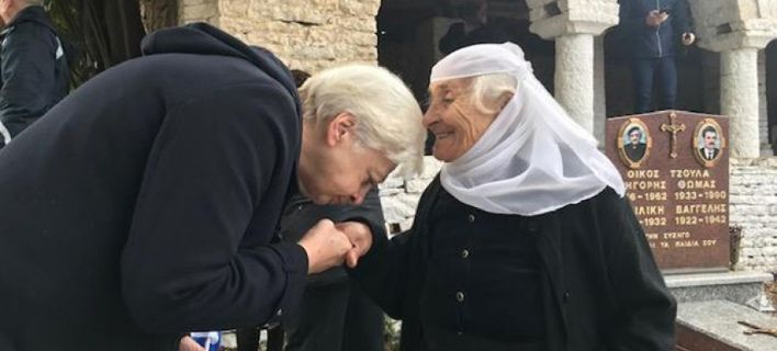 Στο στόχαστρο των Αλβανών και η Κύπρια ευρωβουλευτής Ελένη Θεοχάρους -Πήγε στην κηδεία Κατσίφα