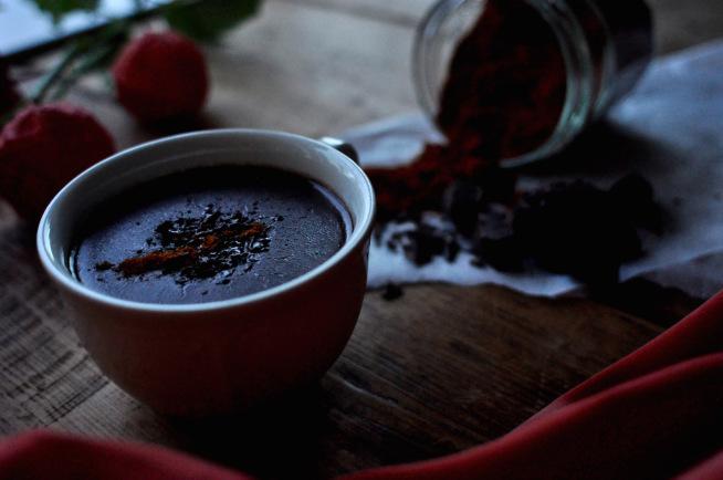 Σοκολάτα με πιπέρι καγιέν – Spicy chocolate