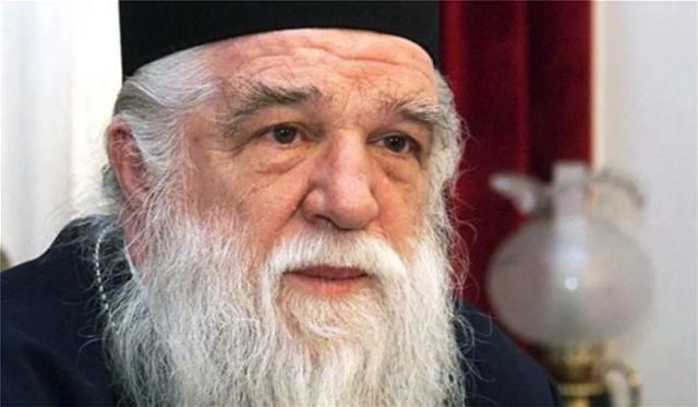 Σε ξεσηκωμό καλεί τους κληρικούς ο Αμβρόσιος: «Πάρτε τα λάβαρα της Αντιστάσεως στα χέρια σας»