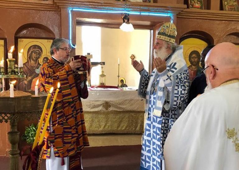 Πατριαρχική Θεία Λειτουργία και Γιορτή Νεολαίας στην Ι. Μ. Γουινέας