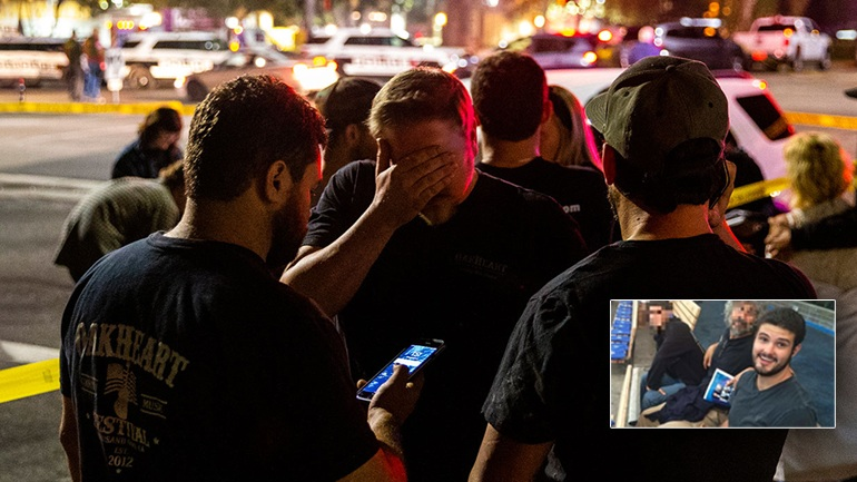 Kαλιφόρνια: Ένας Έλληνας ανάμεσα στα θύματα του μακελειού