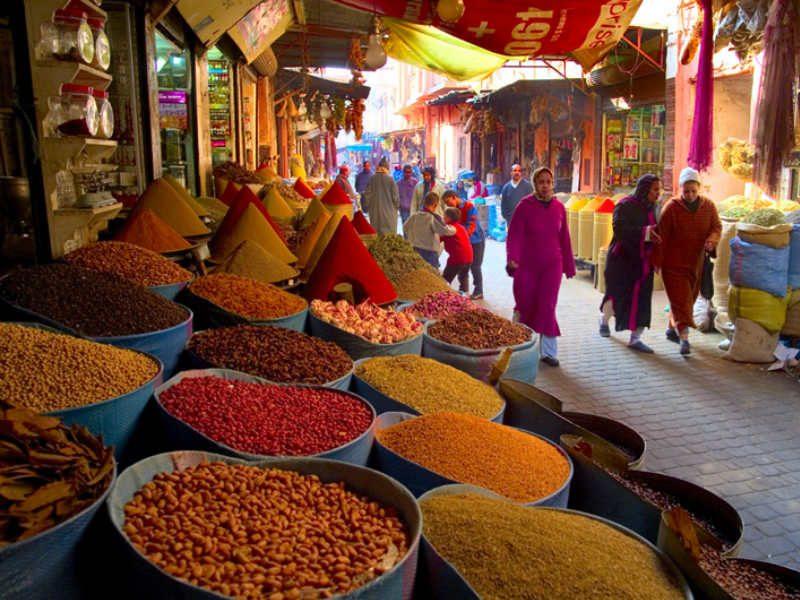 Μαρόκο: Ανακαλύψτε μαζί μας τις μαγευτικές του αγορές!