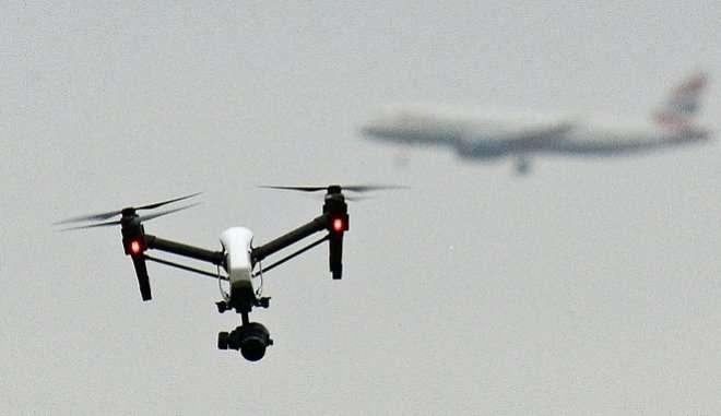 Λονδίνο: Ακύρωση πτήσεων στο Χίθροου λόγω drone
