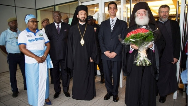 ΛΔ Κονγκό: Επίσκεψη του Πατριάρχη Αλεξανδρείας και πάσης Αφρικής στην πρωτεύουσα Μπραζαβίλ
