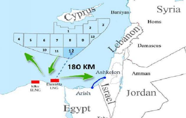 Το Υπουργικό Συμβούλιο της Κύπρου έδωσε το «πράσινο φως» για τον υποθαλάσσιο αγωγό με την Αίγυπτο