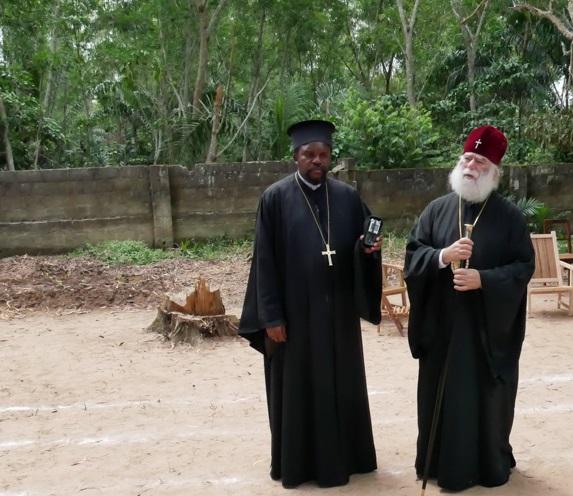 Νέος Πατριαρχικός Επίτροπος της Επισκοπής Γκόμας