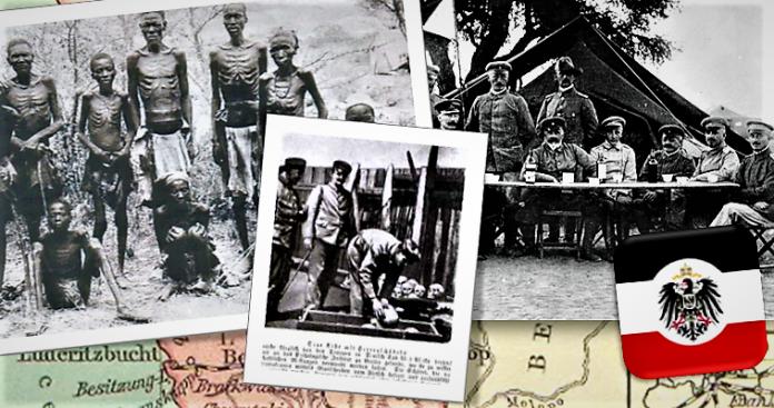 Το Άουσβιτς της Αφρικής – Μία άλλη γενοκτονία δια χειρός Γερμανών