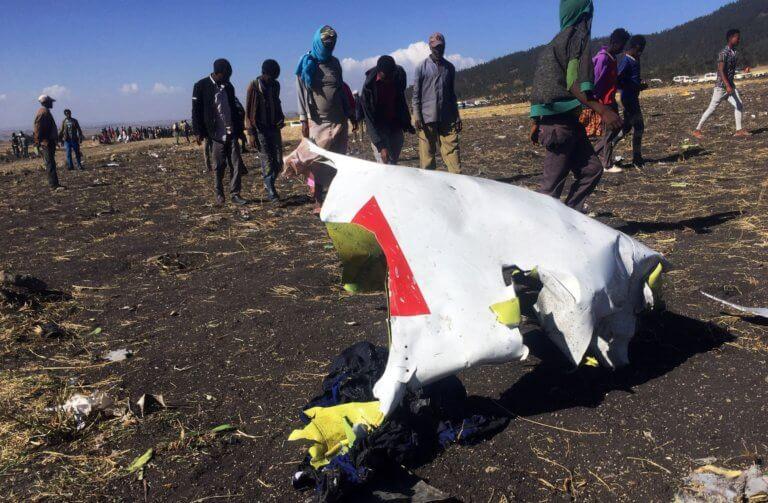 Αιθιοπία: Περισσότεροι από 10 υπάλληλοι του ΟΗΕ επέβαιναν στο μοιραίο αεροσκάφος!