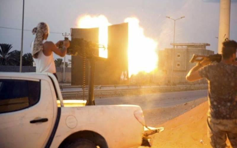 Λιβύη: Σκληρές μάχες νότια της Τρίπολης