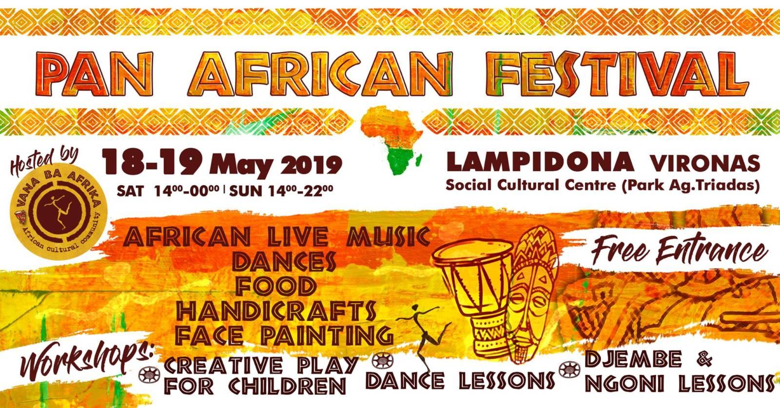 Vana Ba Afrika-Pan-African Festival