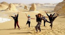 Farafra: Η Λευκή Έρημος στην Αίγυπτο είναι ιδανική για άπειρα φωτογραφικά κλικ