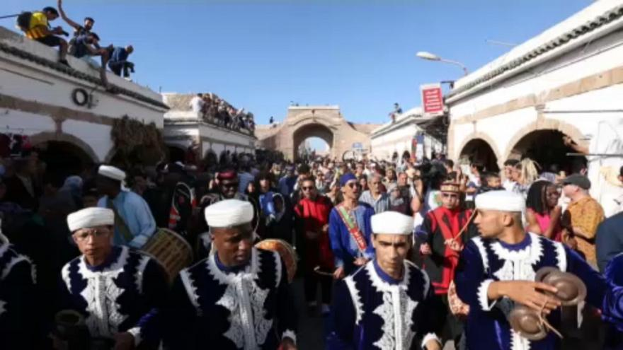 Μαρόκο: Η μουσική Γκνάουα ενώνει κοινό και μουσικούς