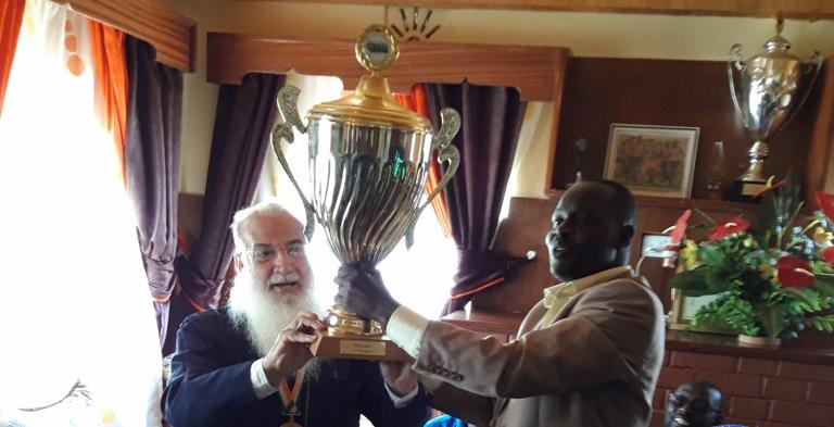 Ένας Κενυάτης Ορθόδοξος παγκόσμιος πρωταθλητής ομολογεί…