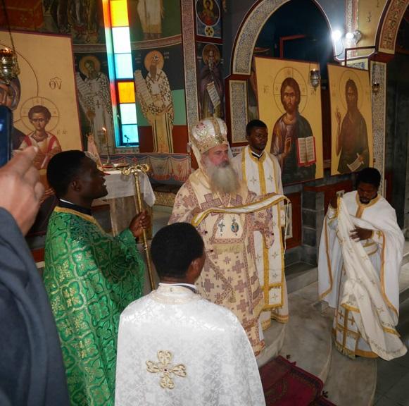 Χειροτονήθηκε ο πρώτος Ιερέας για την επαρχία Σαγκουρού της Ι.Μ. Κανάγκας