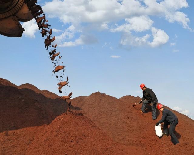 Οι προκλήσεις στην αγορά iron ore φέρνουν ανακατατάξεις