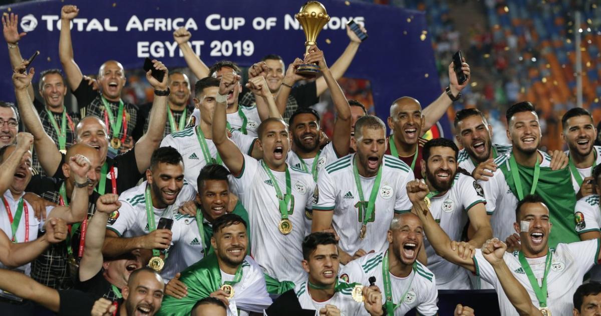 Κόπα Άφρικα: Το σήκωσε η Αλγερία