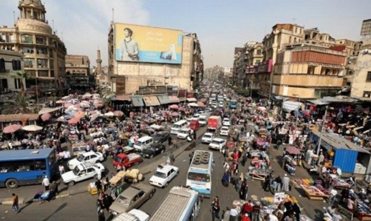Αίγυπτος: «Έσπασε» το φράγμα των 99 εκατομμυρίων κατοίκων