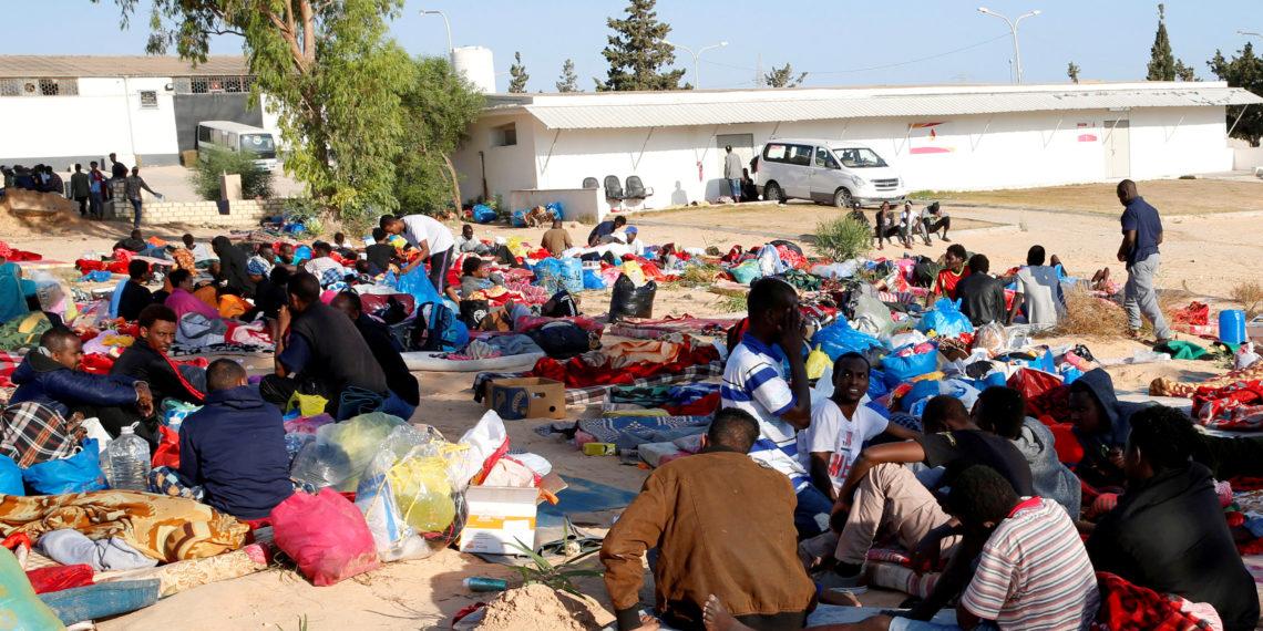 Λιβύη: Αεροπορική επίθεση σε νοσοκομείο εκστρατείας