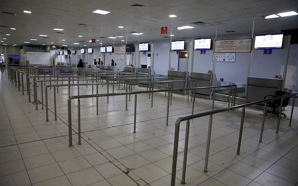 Αναστολή εναέριας κυκλοφορίας στο αεροδρόμιο της Λιβύης μετά από φερόμενη επίθεση
