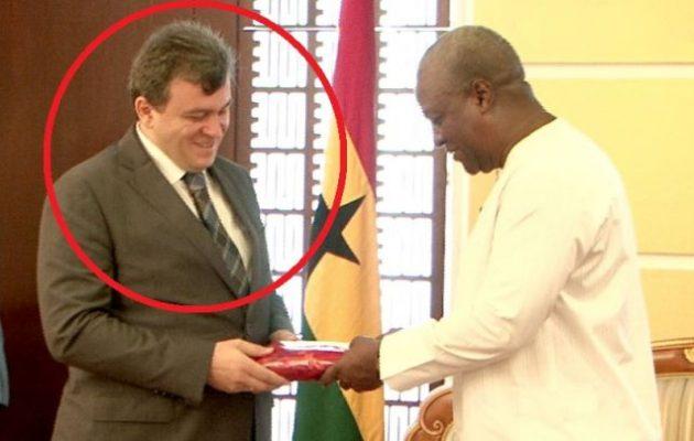 Με την κατηγορία του «τρομοκράτη» συνελήφθη ο Τούρκος πρώην πρεσβευτής στη Γκάνα
