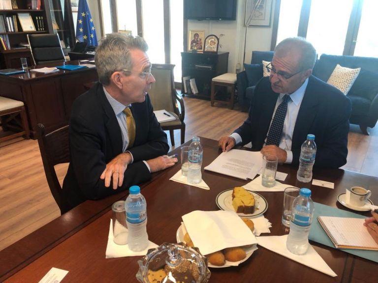 Πάιατ: Νέες ευκαιρίες ανοίγονται για τις ελληνοαμερικανικές σχέσεις