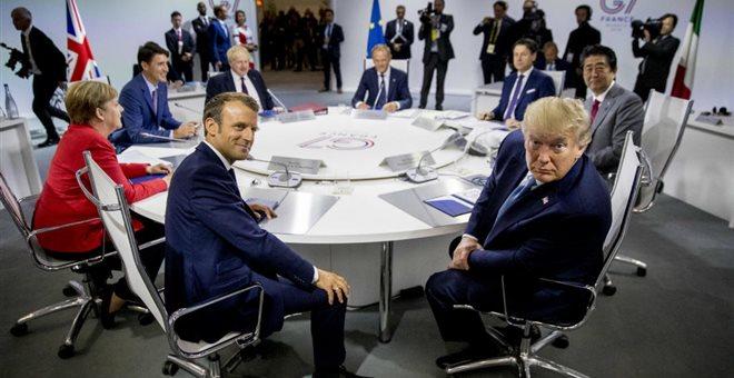 Σύνοδος G7: Eπί τάπητος τα προβλήματα της Αφρικής