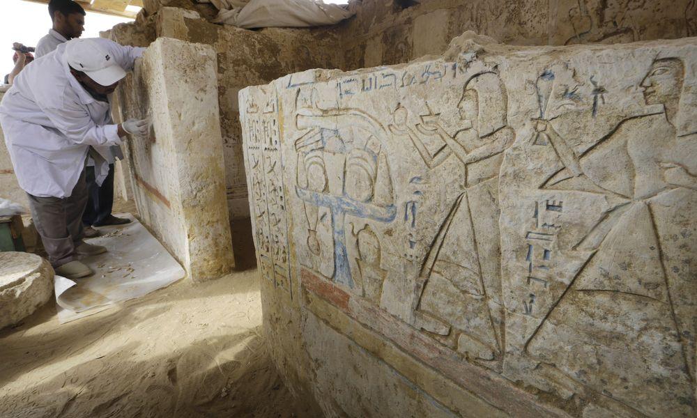 Αίγυπτος: Αρχαιολόγος προτείνει να μαθαίνουν ιερογλυφικά οι μαθητές στο σχολείο